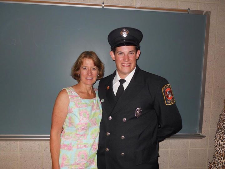 Congratulations Firefighter/EMT Matt Introcaso