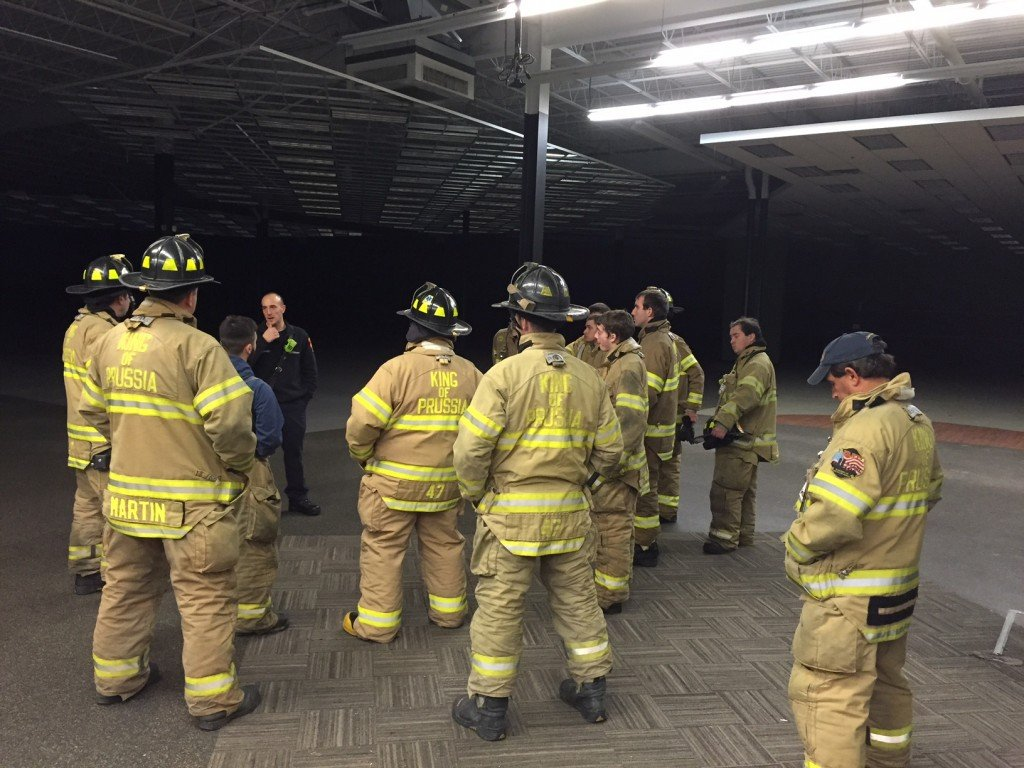 Large Area Search Drill