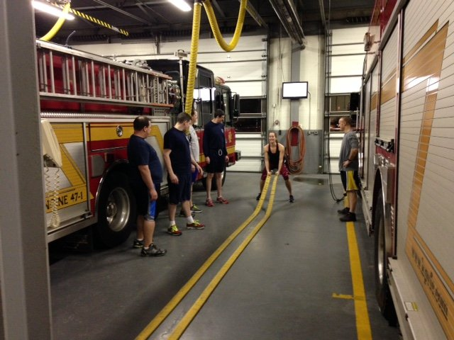 Firefighting Fitness for the New Year