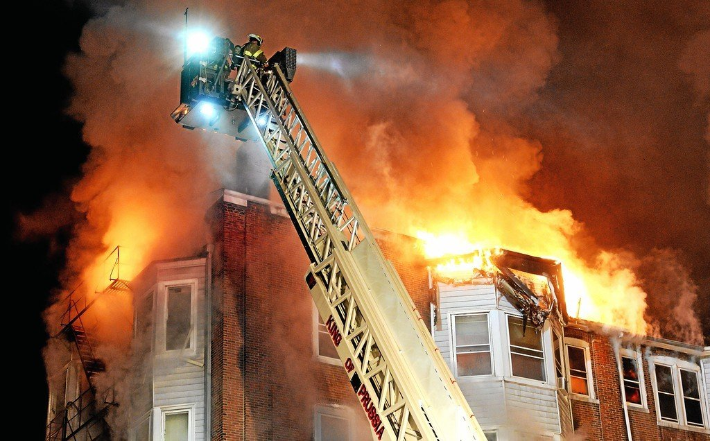 4 Alarm Assist to Norristown