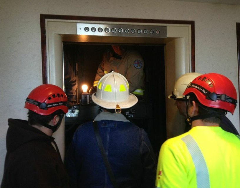Elevator and Escalator Rescue Training