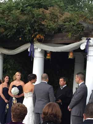 Congratulations Matt & Lauren Gallagher
