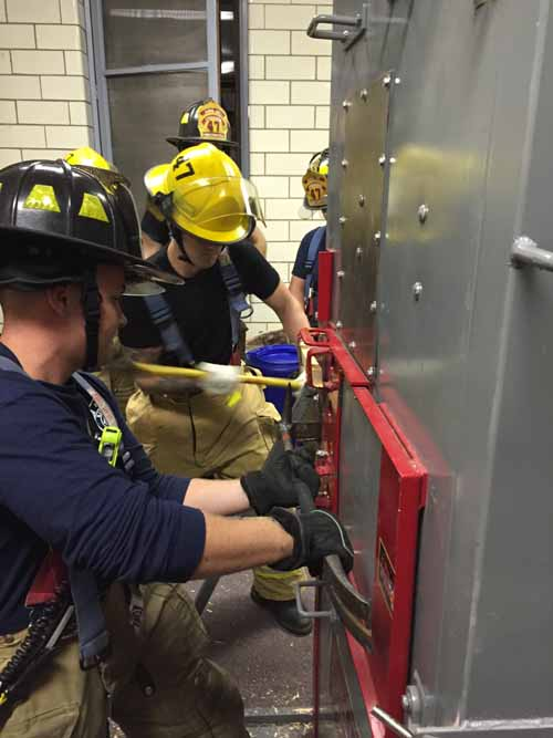 Forcible Entry, KPVFC's Training Topic of the Week
